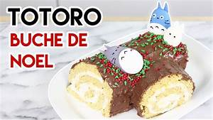 Buche De Ramonage Danger : how to make a totoro buche de noel youtube ~ Dode.kayakingforconservation.com Idées de Décoration