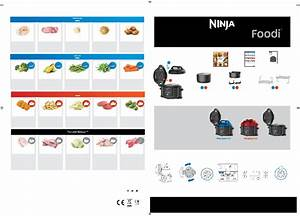 Ninja Foodi Kitchen Appliances Manual Pdf View  Download