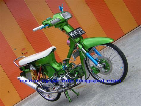 Modif Smash by Modifikasi Balap Smash Titan Thecitycyclist