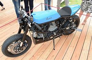 Racing Caf U00e8  Ducati  U0026quot Hillclimber U0026quot  By Bad Boys Motorcycles