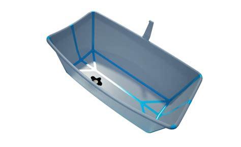 si鑒e baignoire adulte flexibath 39 le concept baignoire pliante avec indicateur de température du bain baignoire flexi