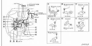 Nissan 350z Contunit Ipdm  Engroom  Wiring  Harn  Body