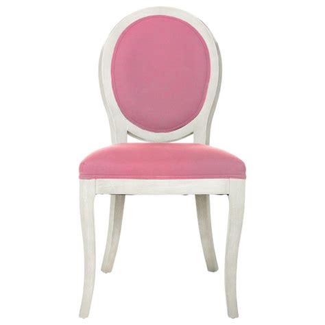 chaises médaillon lot de 2 chaises médaillon quot cléon quot