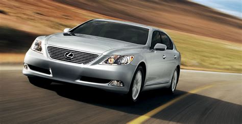 2008 Lexus Ls 460 News And Information