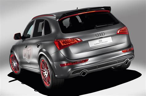 Explore performance, design, and specs including leave nothing to chance. AUSmotive.com » Audi Q5 gets more enthusiastic