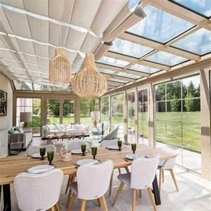 Rideau De Toit Pour Veranda : reflex 39 sol protection solaire et isolation thermique ~ Melissatoandfro.com Idées de Décoration