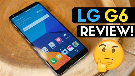 lg g6 review better phone than the galaxy s8