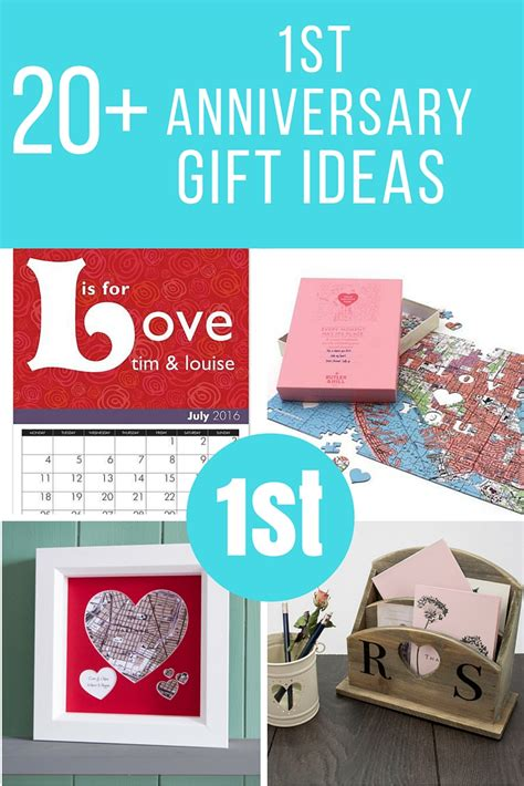 romantic st wedding anniversary gift ideas  paper