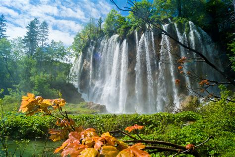 Plitvice Lakes National Park Croatia Mel Torres Photography