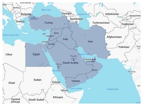 Greater Middle East & Levant | USIP