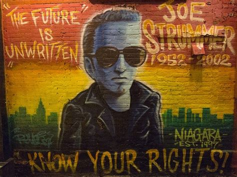 Joe Strummer Mural New York City by 17 Best Images About Nyc Graffiti On New York