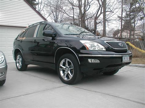 Lexus Rx 330 Technical Details, History, Photos On Better