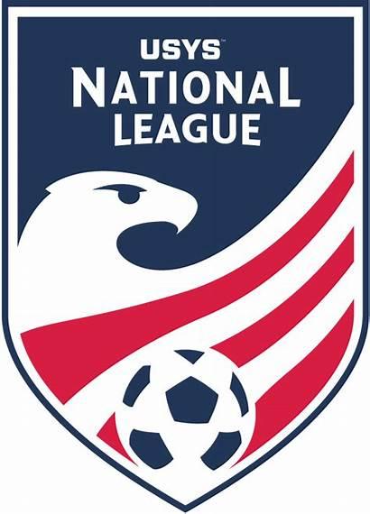 Soccer League National Youth Usys Rio Island