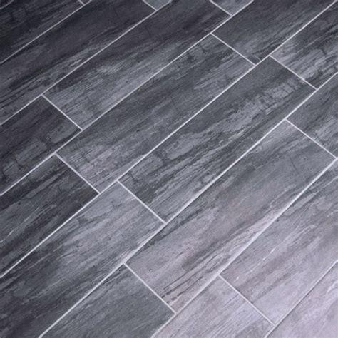 Grey Wood Tile Bathroom by 163 14 90 Metre Square Rustic Wood Effect Grey Is A