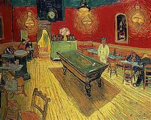 Le De Nuit by Van Gogh Le Caf 233 De Nuit