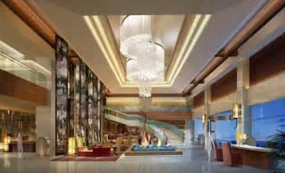 Lobby Ceiling Design Ideas by Hotel Lobby Ceiling Lights And Wall Creative Ideas 3d