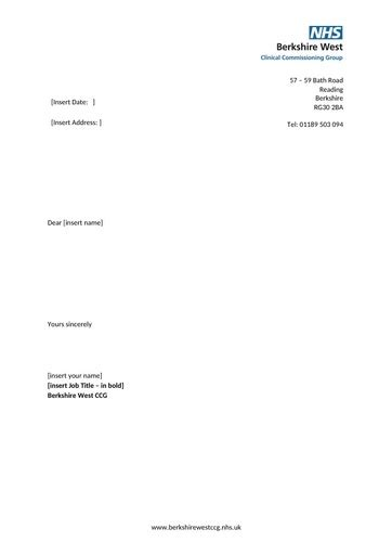 bwccg letter template