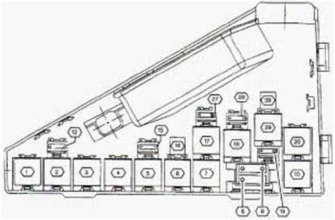 1997 Cadillac Catera Fuse Box Diagram 1997 2001 cadillac catera fuse box diagram 187 fuse diagram