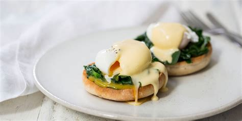 easy canapes eggs florentine recipe great chefs