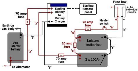 Volt Wiring Diagram Camper Stuff Pinterest Electric