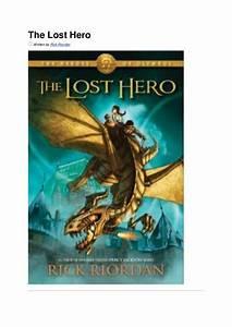 Percy Jackson The Lost Hero