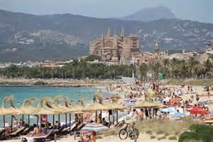 Palma De Mallorca Spain Beaches