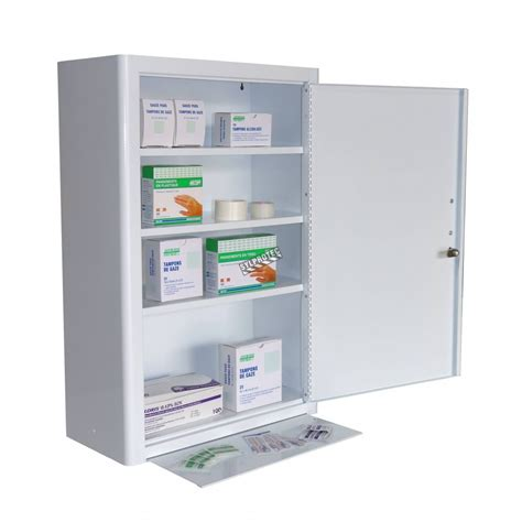 wall mounted first aid cabinet wall mounted first aid cabinet with solid panel door