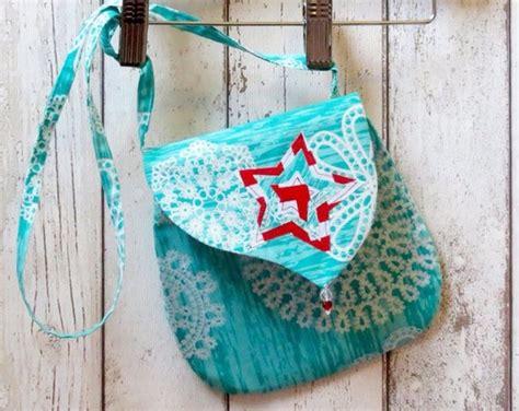 easy  precious bag purse pattern  sewing pattern