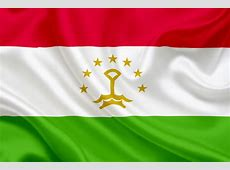 Information about national flag of Tajikistan