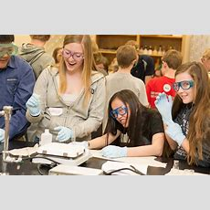 """High School And Middle School Students Participate In """"beyond Crude Oil"""" Workshop  Sd Epscor"""