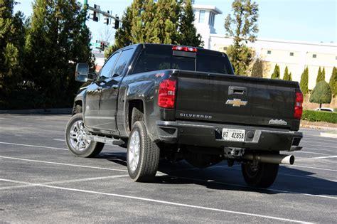 2016 Chevrolet Silverado 2500 Hd High Country Review