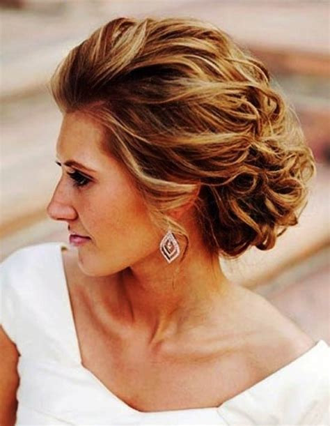 30 easy updo hairstyles for medium length hair
