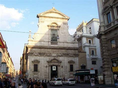 church chiesa parrocchia santa maria in via madonna del