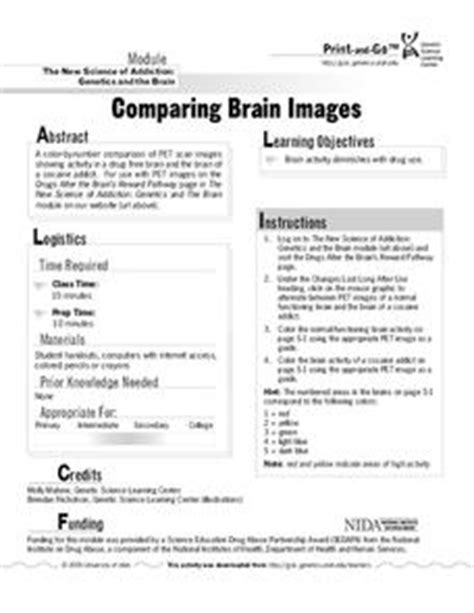 addiction lesson plans worksheets reviewed by teachers