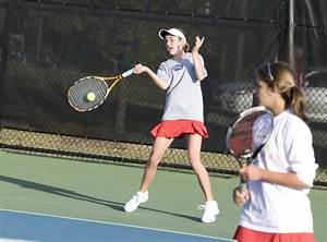 NCHSAA State Women's Tennis Championships First Round ...