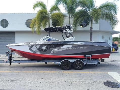 Used Nautique Boats Canada by Nautique Air Nautique G25 Boats For Sale Boats