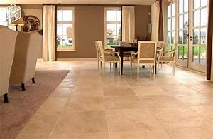 classic light carrelage travertin pierre naturelle With carrelage interieur pierre naturelle