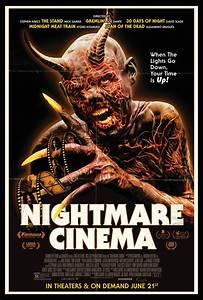 Nightmare, Cinema, 2019, Poster, 1