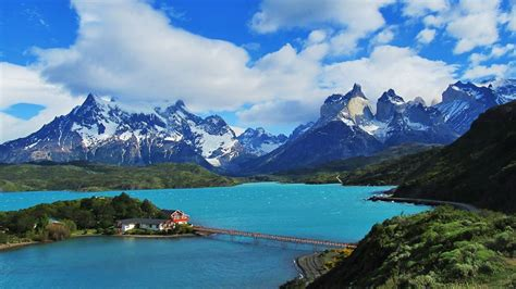 The Andes Mountain Range Rugged And Stunning Markosuns