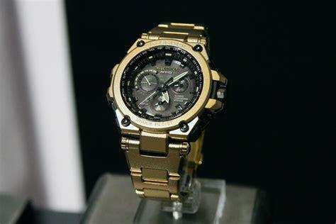 g shock mt g black g shock mtg g1000rg 1a gold ip limited edition