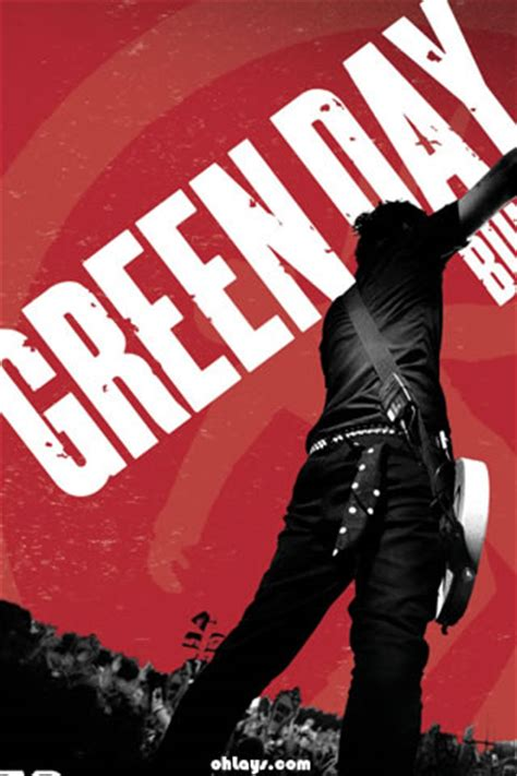 Green Day Logo Iphone Wallpapers, Iphone 5(s)4(s)3g