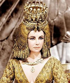 Image result for images eliz taylor as cleopatra