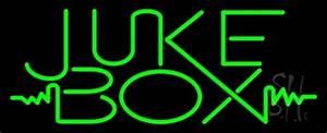 Juke Box Neon Signs Every Thing Neon