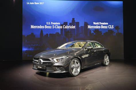 2019 Mercedesbenz Clsclass Video Preview