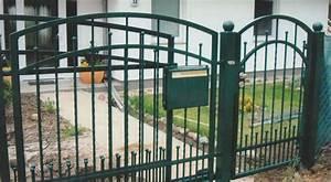 Zaunelemente Aus Metall : g nstige gartenz une ~ Sanjose-hotels-ca.com Haus und Dekorationen