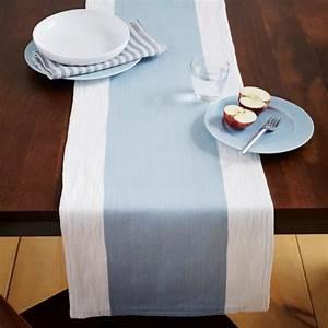 Chemin De Table Design : rose quartz et bleu s r nit les couleurs de l 39 ann e 2016 ~ Teatrodelosmanantiales.com Idées de Décoration