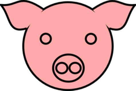 pig  clip art  clkercom vector clip art