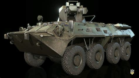 IClone: BTR-82 Freebie (iProp with perform, Low quality) - YouTube