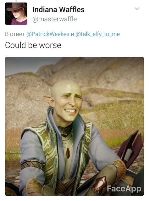 Dragon Age Meme - happy egg day pt 2 solas the egg dragon age da dragon age inquisition dragon age