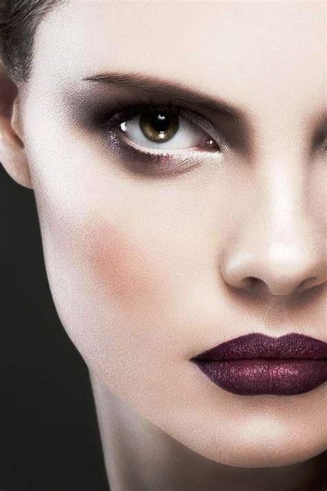 burgundy lipsticks   gorgeous lips